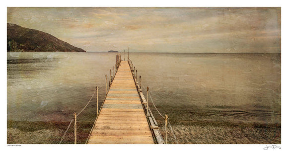 Lake Biwa Pier (CR1)