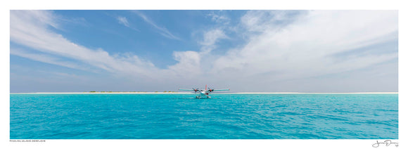 Finolhu Islands Seaplane