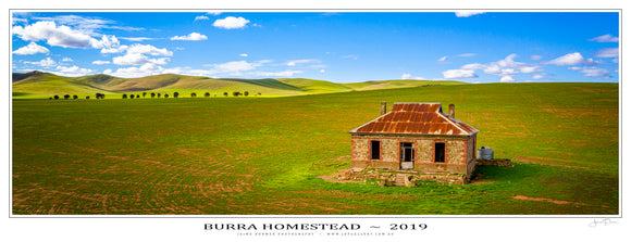 Burra Homestead Poster