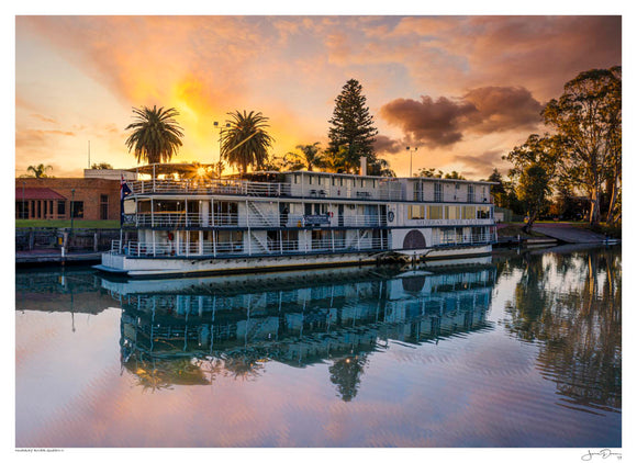 Murray River Queen II