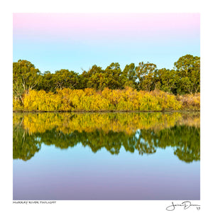 Murray River Twilight