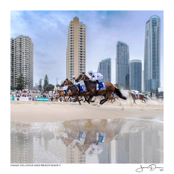 Magic Millions 2020 Beach Race II