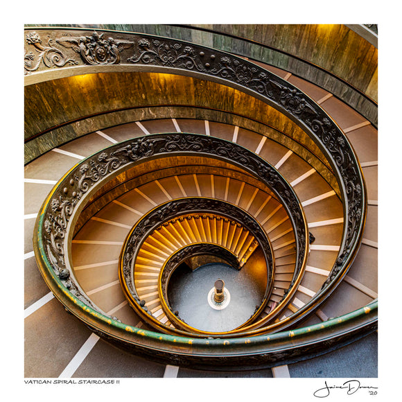 Vatican Spiral Staircase II