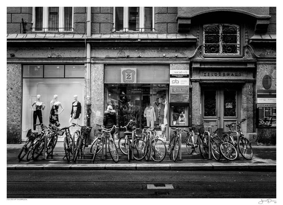 Cycles on Innsbruck