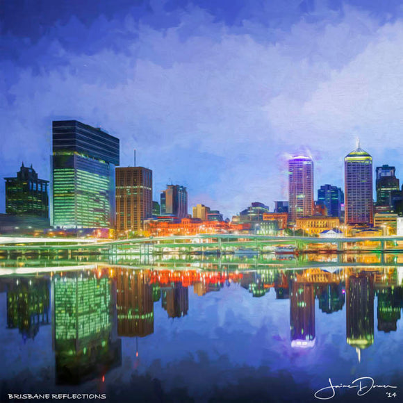 Brisbane Reflections
