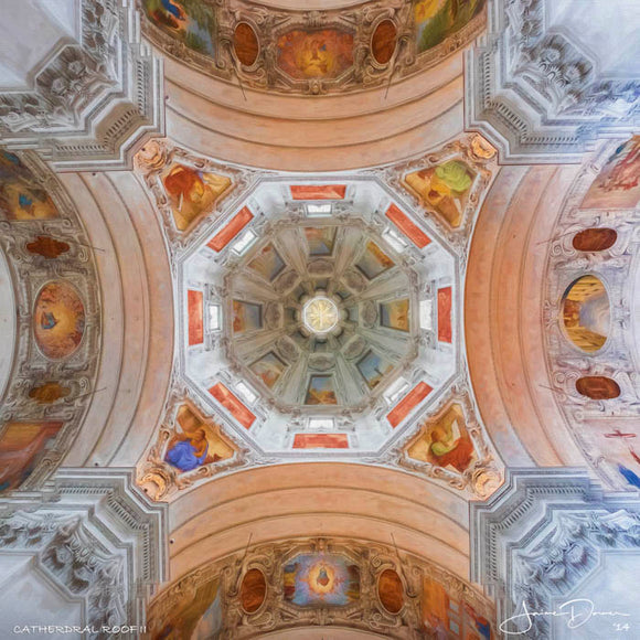 Cathedral Roof II