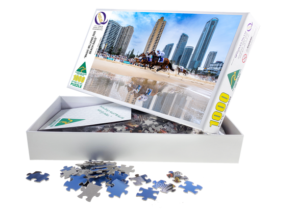 Magic Millions 2020 Beach Race (1000pcs)