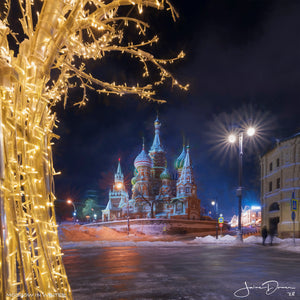 Moscow In Winter