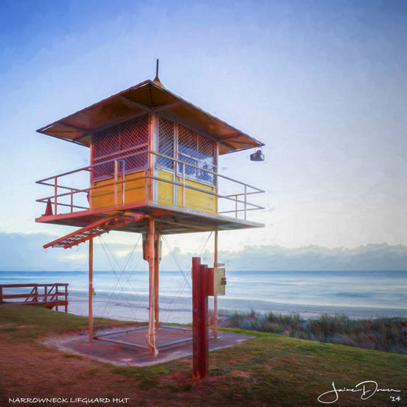 Narrowneck Lifeguard Hut