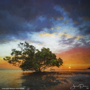 Nudgee Beach Sunrise