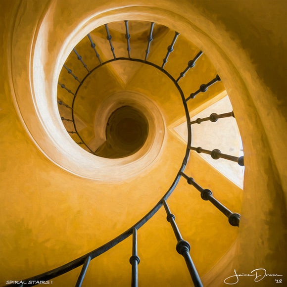 Spiral Stairs I