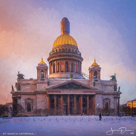 St Isaac's Cathedral I