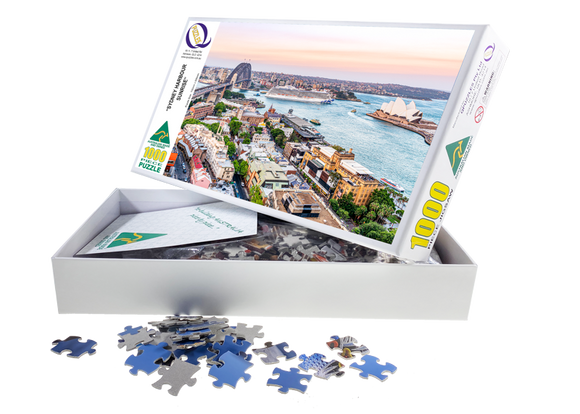 Sydney Harbour Sunse (1000pcs)