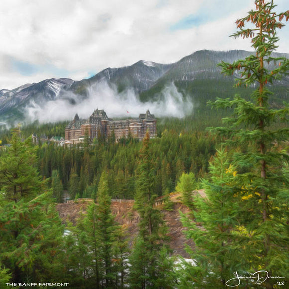 The Banff Fairmont