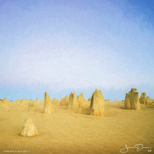 The Pinnacles V