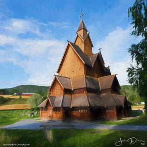 Wooden Church I