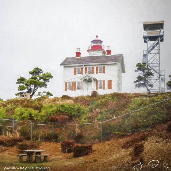 Yaquina Bay Lighthouse II
