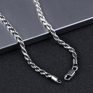 Diamond Rope Chain