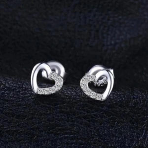 Fate Heart Earrings
