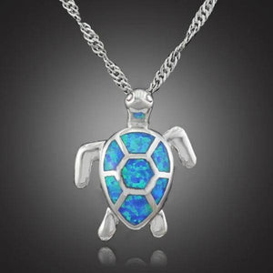 Hawaiian Sea Turtle Necklace