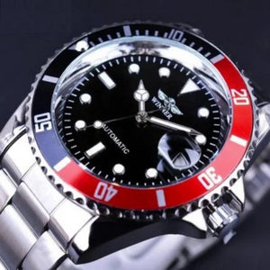 Rollie Watch. Mens Stainless Steel Sports Watch.