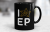 I STAR EP - 2 Color Mug - El Paso Apparel
