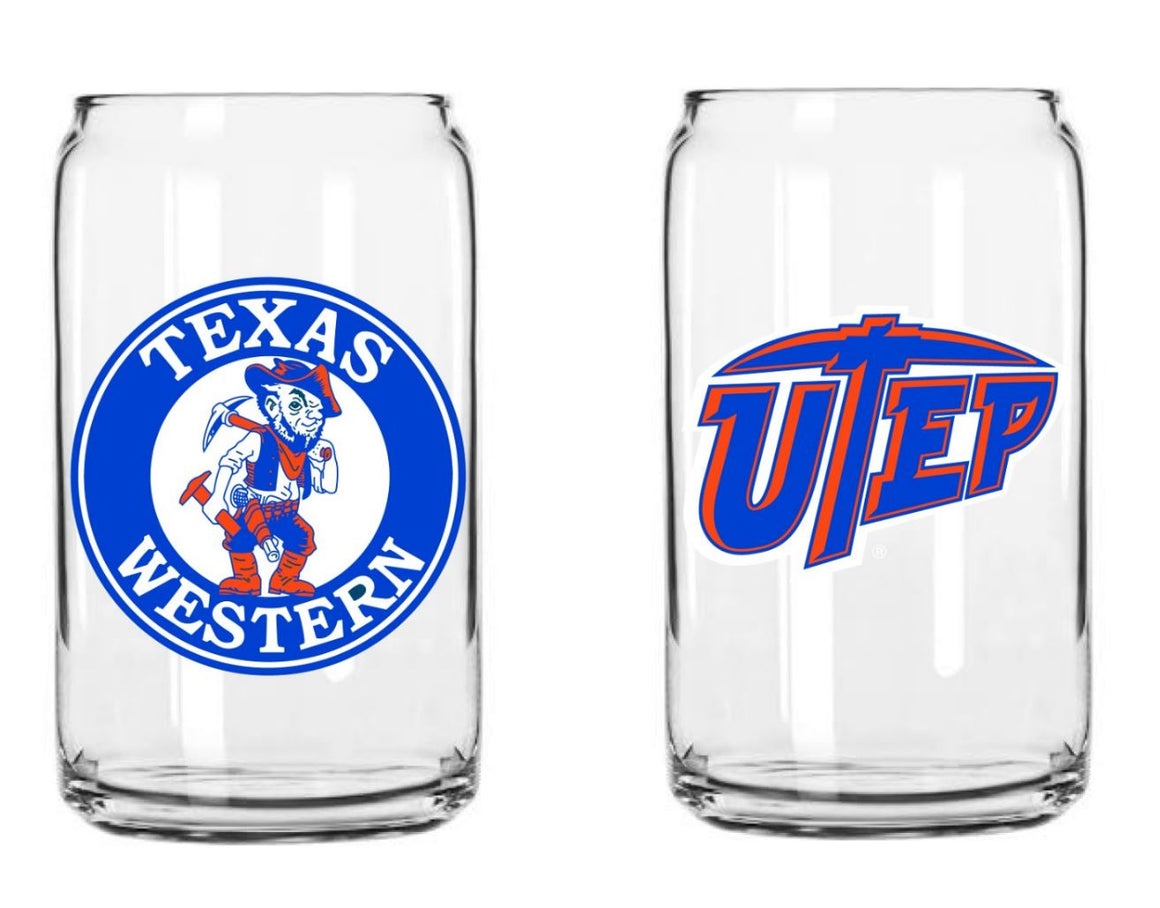 Texas Western - UTEP - LIMITED EDITION