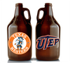 Texas Western UTEP - 3 Color Pint Glass UTEP  - El Paso Craft Beer - El Paso Apparel