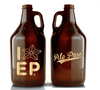 GOLD Metallic Print - LIMITED EDITION Growler - 64 oz - El Paso Apparel