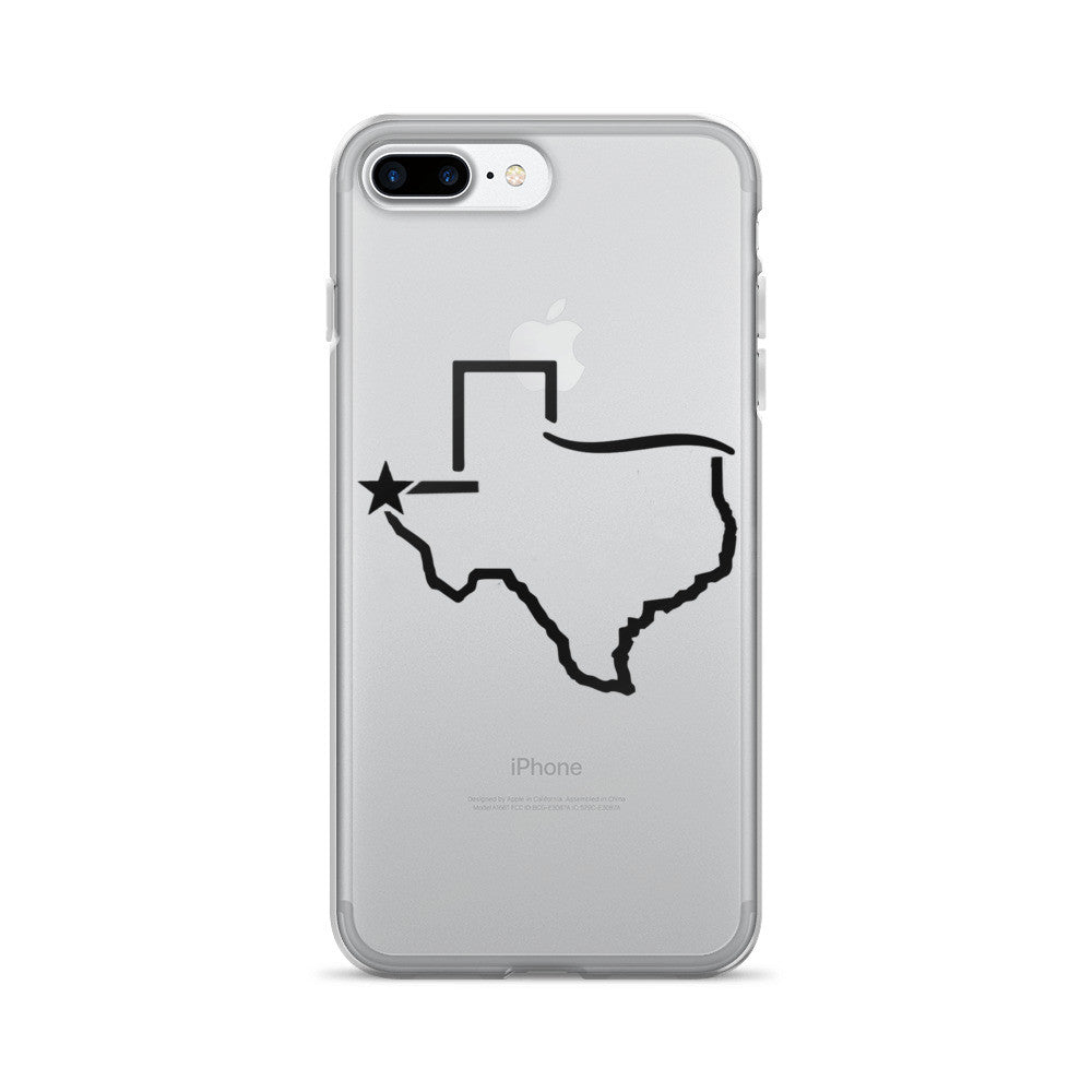 El Paso Texas - iPhone 7/7 Plus Case - El Paso Apparel