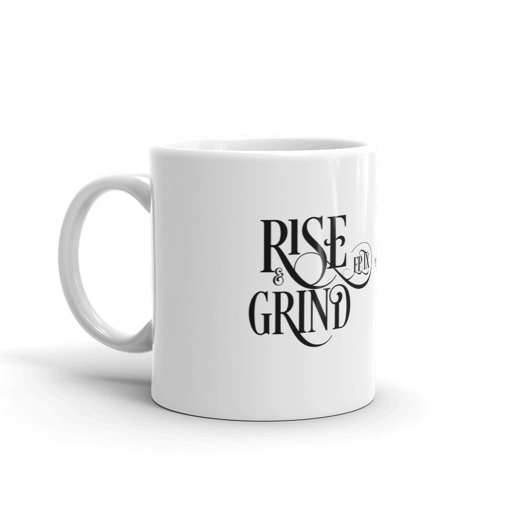 Rise And Grind - Mug - El Paso Apparel