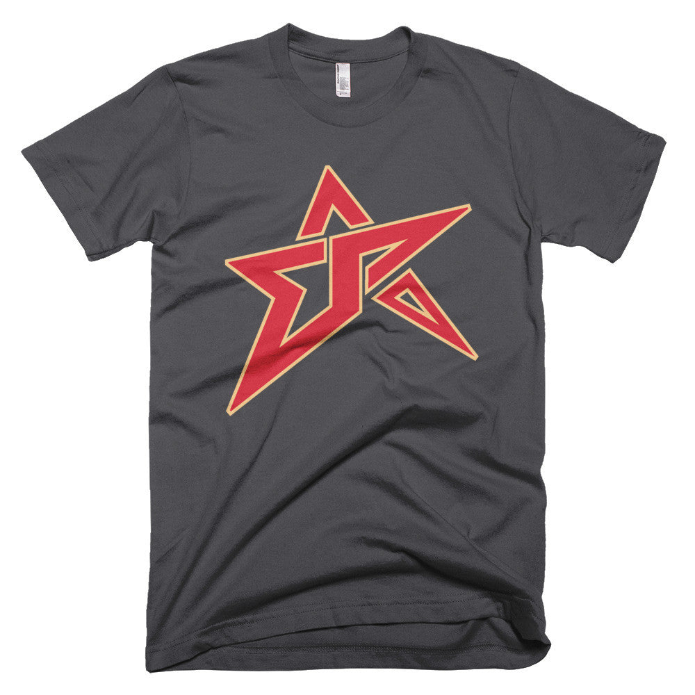 EP Star - Hometown Colors - Short sleeve men's t-shirt - El Paso Apparel