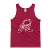 El Paso Texas Music Headphones Tank top - El Paso Apparel