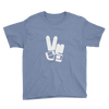 El Paso Peace Youth Short Sleeve T-Shirt - El Paso Apparel