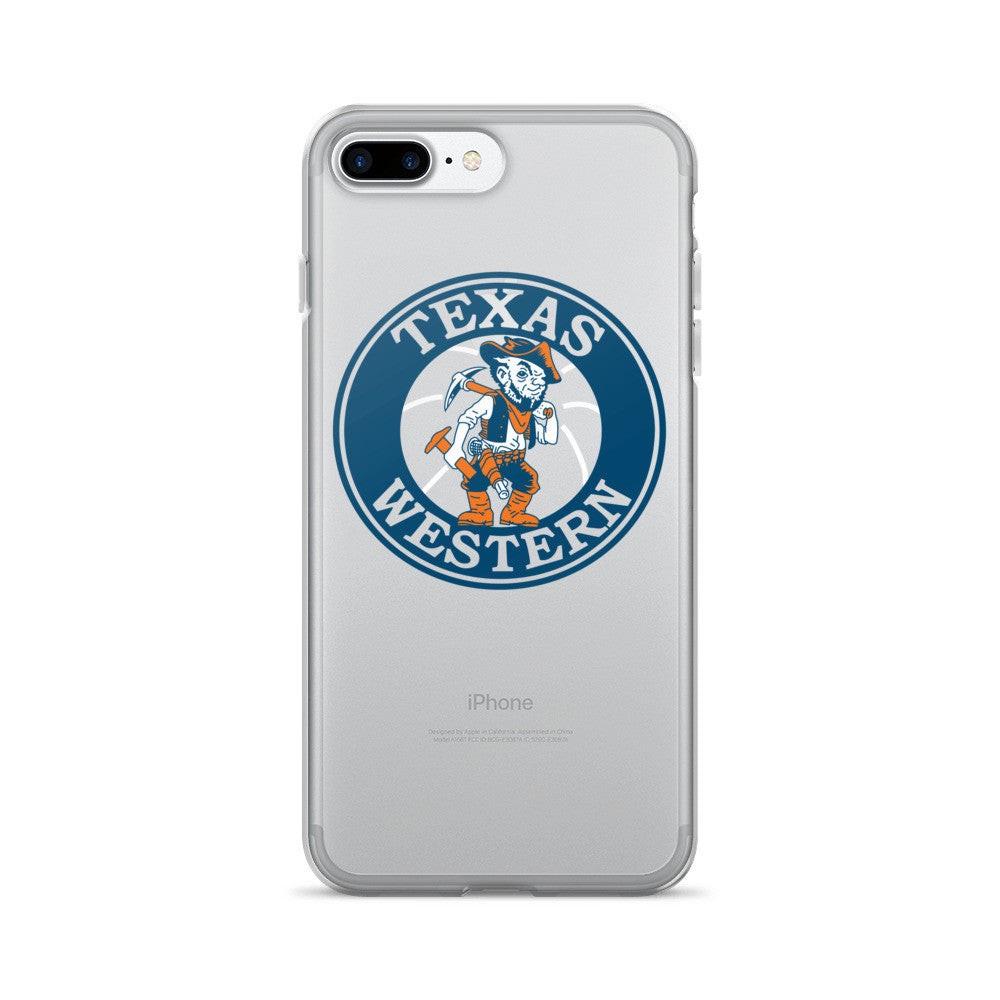 Texas Western - UTEP - iPhone 7/7 Plus Case - El Paso Apparel