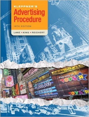 Products amcouture advertising procedure 18th edition fandeluxe Choice Image