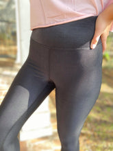 Obstacle Ribbed Leggings