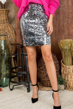 Sparkle My World Skirt