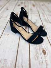 Staple Black Heel