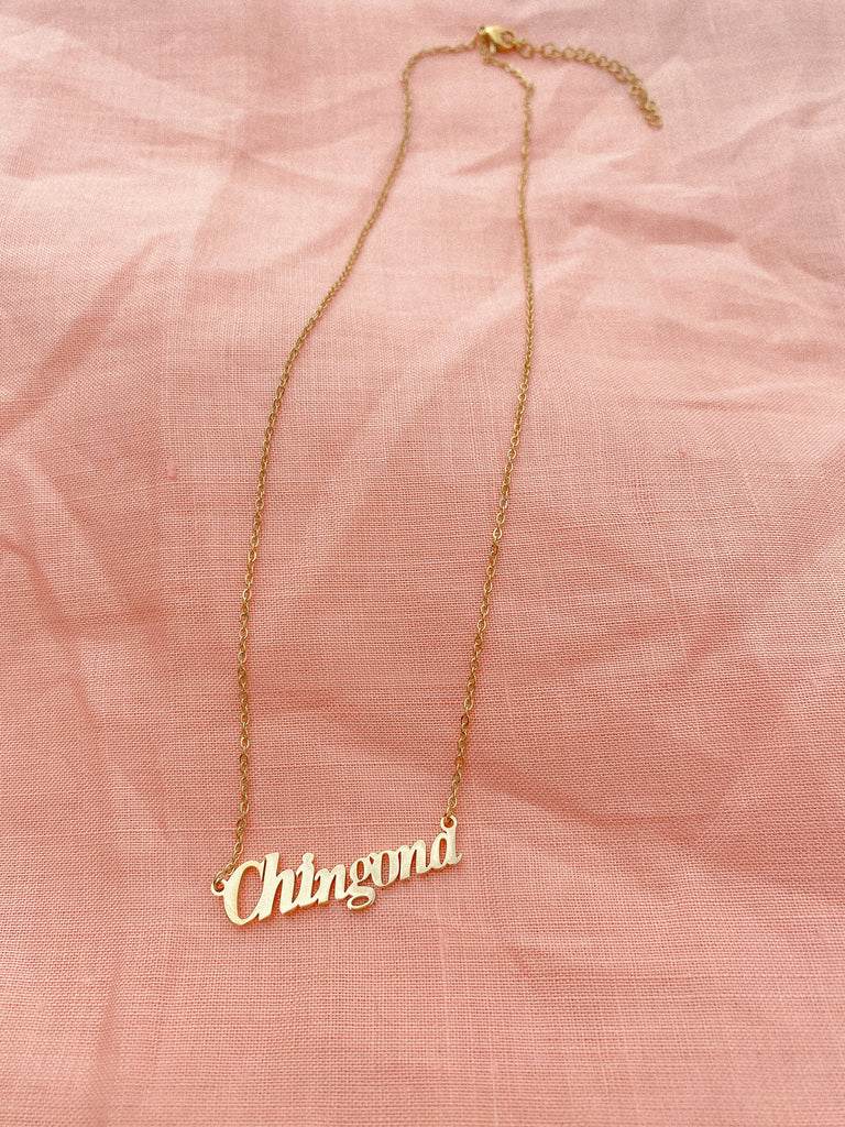 Chingona Necklace