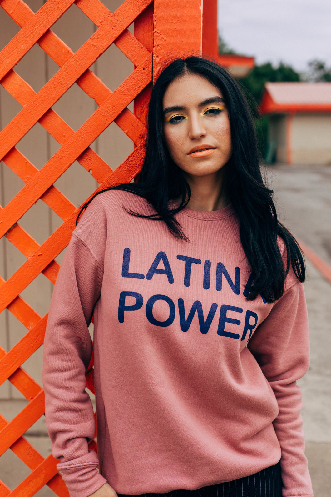 Latina Power Sweatshirt