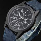 Military Special Ops Tactical Gear Watch