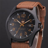 Military Pilot Tactical Watch