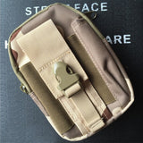 Tactical EDC Travel Pouch Compact Tool Bet Waist Pouch/Pack