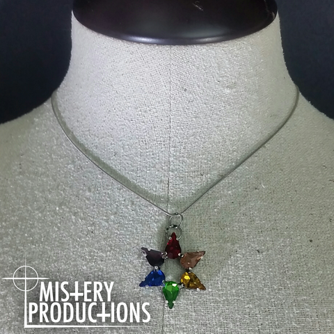 Star Of David Pride Necklace
