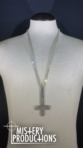 AB St. Peter's Cross Necklace
