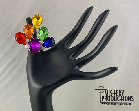 Pride Stretch Ring
