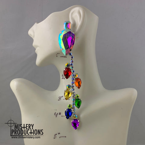 Pride Dangle Earrings