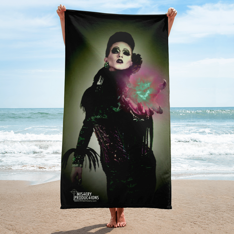 Mistery Productions Dark Towel
