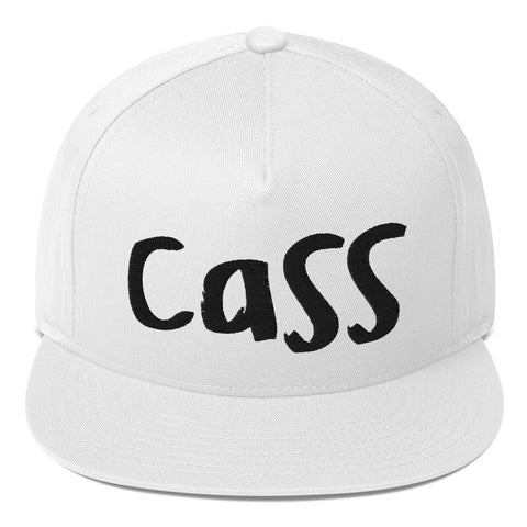 James Cass Flat Bill Cap
